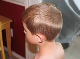 how to do a boy u0027s haircut with clippers