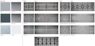 custom garage door installation atlanta ga css garage doors c h i glass and designer glass
