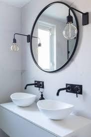 the best black circle mirrors