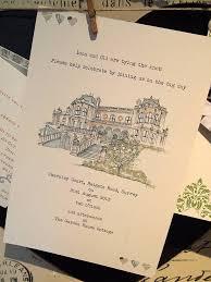printed wedding invitations best 25 personalised wedding invitations ideas on