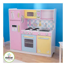 gran cocina kidkraft pastel childhood pinterest playrooms
