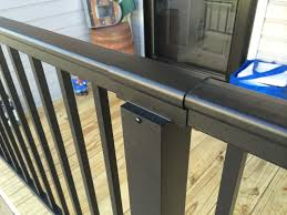 Banisters For Sale Color Guard Railing Systems Virtually Maintenance Free