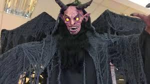 i spirit halloween spirit halloween 2017 forest demon youtube