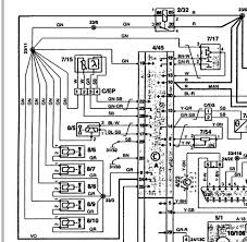 volvo 850 wiring diagram volvo wiring diagram schematic