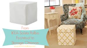 Where Is Ikea Furniture Made by From Ikea Footstool To Custom Made Storage Ottoman