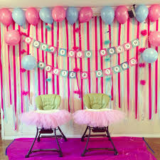 Birthday Decorations To Make At Home Home Decorating Parties Home Decorating Parties Endearing Design