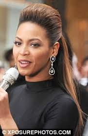 hair weave styles 2013 no edges beyonce haircut stylist reveals star had long tresses before