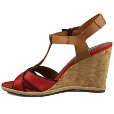 Comfortable Sandal Brands Martinelli Comfortable Sandal Woman Red Women Top Brands New
