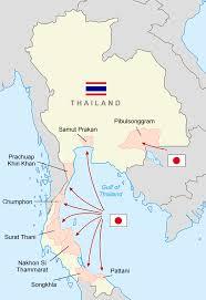 japanese invasion of thailand wikipedia
