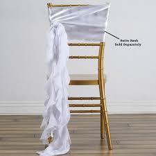Diy Chair Sashes 100 Diy Chair Sash Buckles Fashion Tulle Table Cloth Chair
