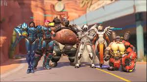 Map Route 66 by Overwatch Map Route 66 Defend Attack Victory 30 May 2016