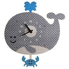 cool wall clock kids room funny cool wall clock ideas for kids room tree owl wall