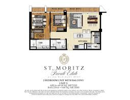 st moritz property at the fort floor plan unit layouts construction updates