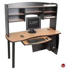 Computer Desk Workstation The Office Leader Quartz 60