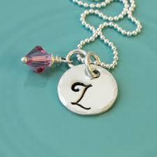 2 Inch Monogram Necklace Best Mom Monogram Necklace Products On Wanelo