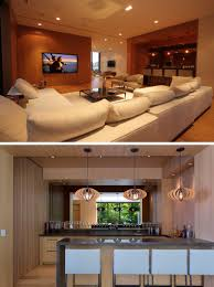 Wohnzimmer Mit Bar Ein Neues Modernes Waterfront Zuhause Kommt In Miami U2013 Home Deko