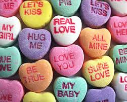 valentines day candy hearts conversation candy hearts