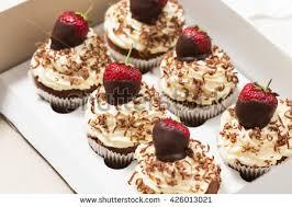 White Chocolate Dipped Strawberries Box Popular Free Chocolate Cupcake White Cream Chocolate Dipped