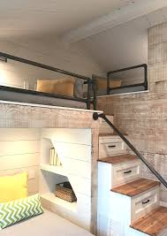 another view of these adorable built in bunk beds big beach