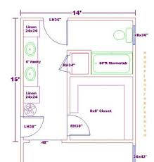 how to design a bathroom floor plan master closet and bath floor plan ideas master bathroom design