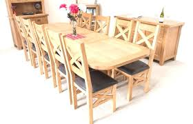 12 Seater Oak Dining Table 12 Seater Dining Table Awesome Dazzling 12 Seater Dining Tables