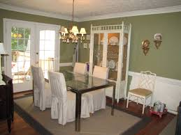 dining room dining room chair rail classy ideas for red paint