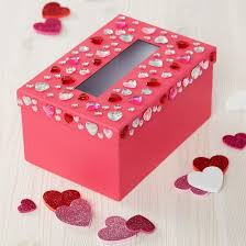 How To Decorate A Shoebox 18 Decorate A Shoebox For Valentine Day 14 Creative