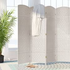 Quatrefoil Room Divider 4 Panel Room Dividers You Ll Wayfair