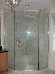 Angled Glass Shower Doors Neo Angle Shower Door King Shower Door Installations