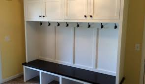 bench intrigue entryway shoe storage bench and wall mount hutch