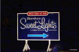sweet lights hershey pa hershey sweet lights 2014 photos
