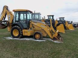 looking at first backhoe case 580b ck towable excavators
