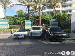 meek mill bentley truck shooting at miami beach hotel possibly linked to feud between