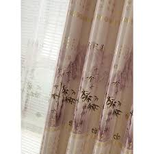 Insulate Patio Door Bamboo Soundproof Insulated Patio Door Curtains