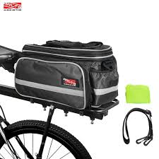 bike rain gear amazon com arltb bike rear bag 3 colors 20 35l waterproof