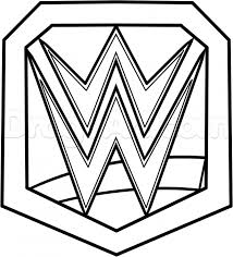 coloring pages winsome wwe pictures color coloring pages 16