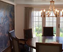 transitional dining room cami weinstein
