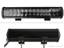 Black Led Light Bar by 15inch 150w Osram Led Light Bar Spot Flood Combo Beam Led Car