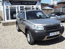land rover freelander 2 0 td4 2002 in lowestoft suffolk gumtree