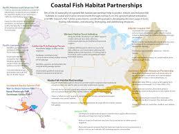 Florida Atlantic Coast Map by Atlantic Coastal Fish Habitat Partnership Atlantic Coastal Fish