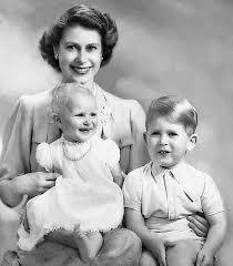 comfortable vintage photo then kids at a birthday how the is a doting parent despite prince charles claims