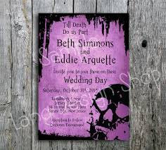 Free Sample Wedding Invitations 21 Halloween Wedding Invitation Templates U2013 Free Sample Example