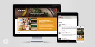 Kitchen Website Design The Scholarly Kitchen Windmill Design