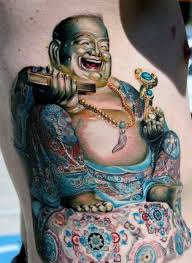 28 happy buddha tattoo designs laughing buddha tattoos
