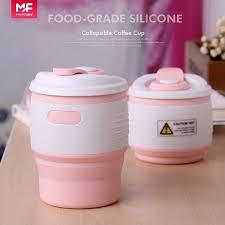 Collapsible Coffee Mug Collapsible Coffee Mug Collapsible Travel Mug Silicone Bpa Free