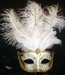 white mardi gras mask gold jeweled mardi gras party masquerade mask