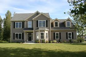 gorgeous two story house plans first floor plan second in 2