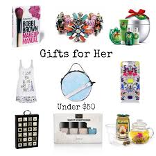 holiday shopping guide gifts under 50