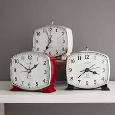 West Virginia travel alarm clocks images Newgate alarm clock toledo west elm jpg