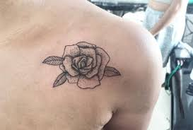 rose tattoo ideasonpoint tattoos